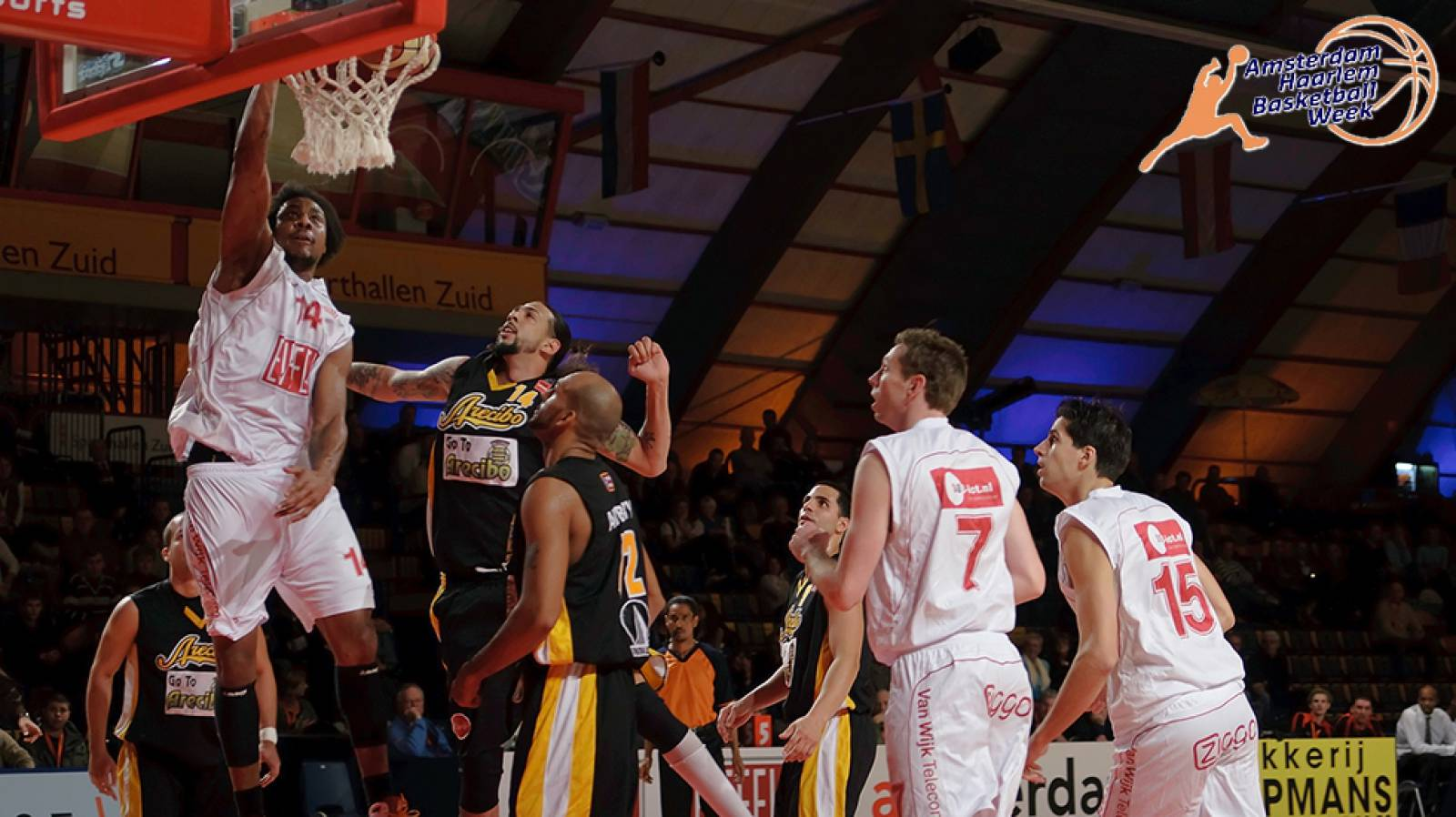 23rd Amsterdam Haarlem Basketball Week