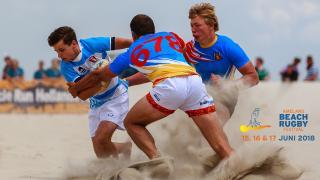 Ameland Beach Rugby Festival 2018