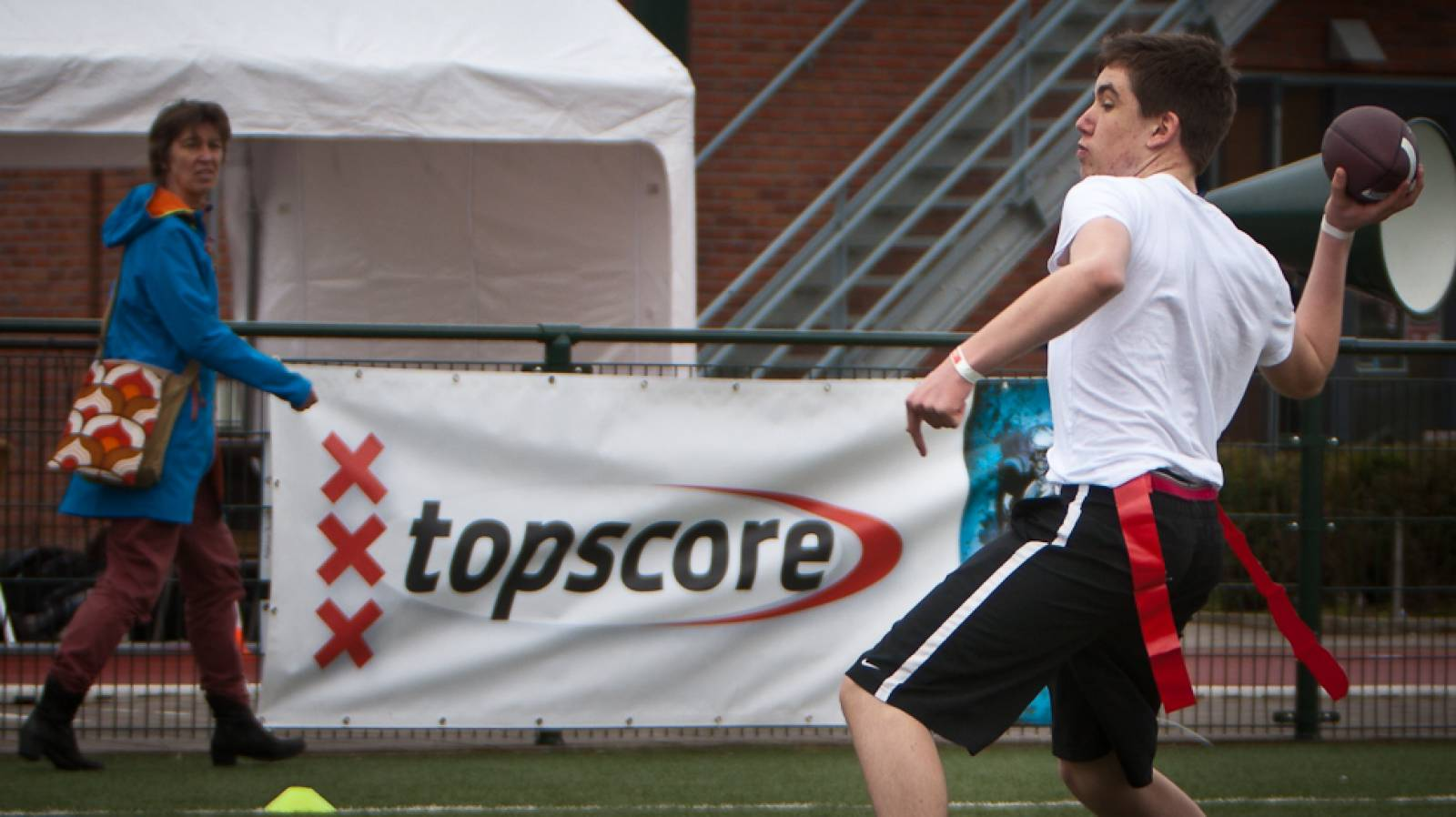 Topscore Finals Flag Football 2013